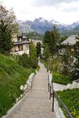 St.Moritz, Switzerland — Stock Photo