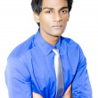 Successful young Asian entrepeneur — Foto Stock