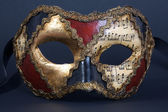 A venetian mask — Stock Photo