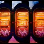 ������, ������: Slot machine background