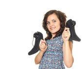 Keeps shoes — Stock Photo