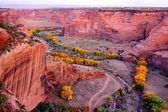 Canyon de Chelly National Park in Arizona — Stock Photo