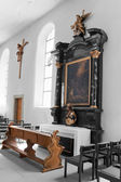 Katolik kilisesi'nin iç. i̇sviçre — Stok fotoğraf