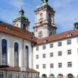 The building of St. Gallen University. Europe. Switzerland. — Foto Stock
