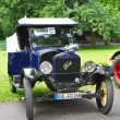 "BADEN-BADEN, GERMANY – JULY 13:  ""FORD "" (1927)  at The In - Stock Photo"