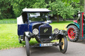 "BADEN-BADEN, GERMANY – JULY 13: ""FORD "" (1927) at The In — Stock Photo"