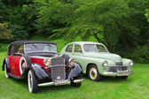 "BADEN-BADEN, GERMANY – JULY 13: ""MERCEDES-BENZ 540K"" (1937 — Stock Photo"