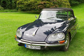 "BADEN-BADEN, GERMANY – JULY 13: ""CITROEN DS23 PALLAS "" (1 — Stock Photo"
