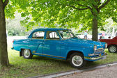 "BADEN-BADEN, GERMANY – JULY 13: ""GAZ M21 Volga"" (1960) a — ストック写真"