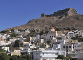 Leros Island - Dodecanese Islands - Greece — Stock Photo