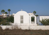 Chapel in Kos Island, Greece — 图库照片