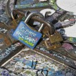 Padlocks — Stock fotografie #11620145