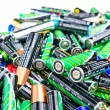 Battery stack — Stock Photo #10904535