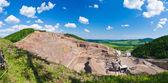 Big quarry — Stock Photo