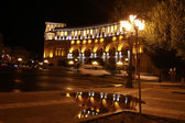 Yerevan capital of Armenia - central square in this town — Stock Photo