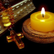 Belief candle — Stock Photo #11667699