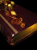 Guld bibeln — Stockfoto