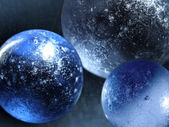 Ice worlds — Stock Photo