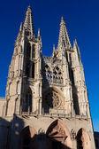 Cathedral of Burgos, Castilla y Leon, Spain — Stock Photo
