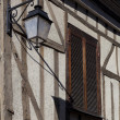 Stock Photo: Street of Provins, Ille de France, France