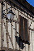Street of Provins, Ille de France, France — Foto Stock