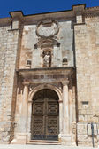 Collegiate church of San Pedro, Lerma, Burgos, Castilla y Leon, — Stock Photo