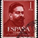 Portrait Isaac Manuel Francisco Albéniz — Stock Photo #10944442