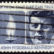 President  John Fitzgerald Kennedy (1917-1963) — Stock Photo