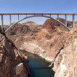 Stock Photo: Colorado River Bridge