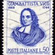 Giambattista Vico, Philosopher — Stock Photo