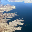 Colorado River and Lake Mead — Stock Photo