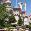 Stock Photo: Las Vegas - Excalibur Hotel and Casino