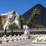 Las Vegas, Nevada - Luxor Hotel and Casino — Stock Photo #11121406