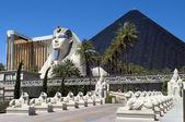 Las Vegas, Nevada - Luxor Hotel and Casino — Stock Photo