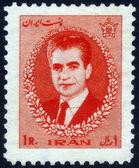 Mohammad Reza Shah Pahlavi ( Shahanshah and Aryamehr of Iran) — Stock Photo