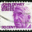 Portrait John Dewey — Stock Photo #11372680
