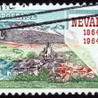 Nevada statehood stamp — Stock Photo #11436002