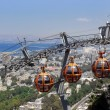 Funicular railway in Haifa - Stock Photo