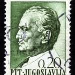 Portrait of Marshal Josip Broz Tito — Stock Photo