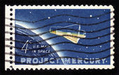 Project Mercury — Stock Photo