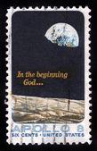 Apollo 8 mission — Stock Photo
