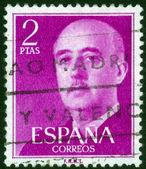 General Franco — Stock Photo
