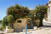 Oud huis in safed — Stockfoto