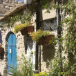 Old stone house in Safed — Stock Photo