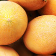 Stock Photo: Yellow melon