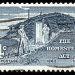 Homestead act — Stock Photo #11996077