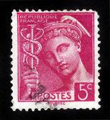 L'antico dio greco - mercurio — Foto Stock