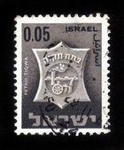 Stemma di petah tiqwa, israele — Foto Stock