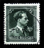 Leopold III reigned as King of the Belgians — 图库照片