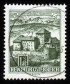 Schatten Castle, Feldkirch, Vorarlberg in Austria — Stock Photo